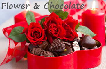 Flower & Chocolates Delivery GCC