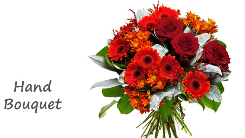 Flower in Hand Bouquets Delivery GCC