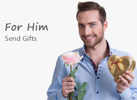 For Him Flower Delivery GCC