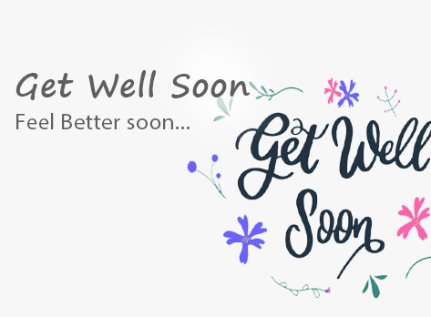 Get Well Soon Flower Delivery GCC