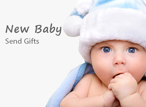 New Baby Flower Delivery GCC